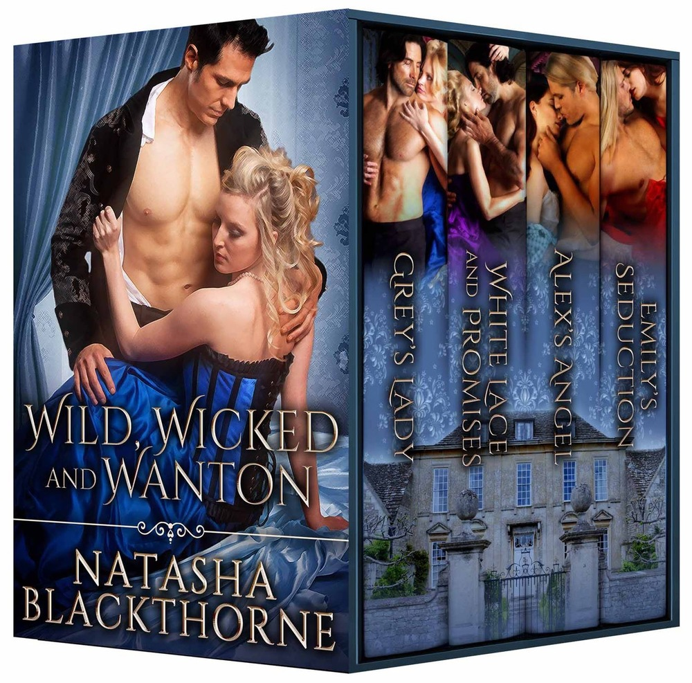 Natasha Blackthorne Wild Wicked and Wanton Series.JPG