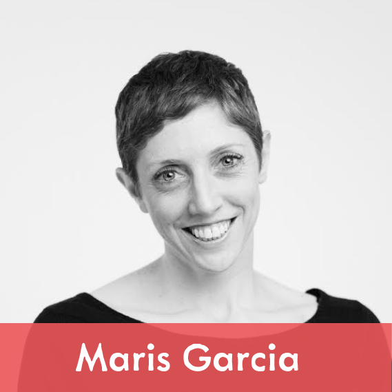 Maris Garcia is design research lead at Greater Good, a design firm focused on social impact