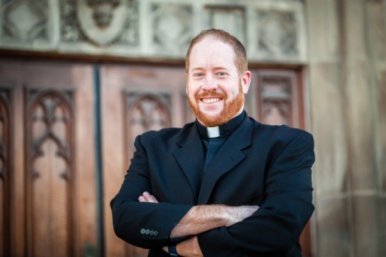 Fr. Matt O'Donnell is the Pastor of St. Columbanus Church. His Twitter handle is @FrMattODonnell