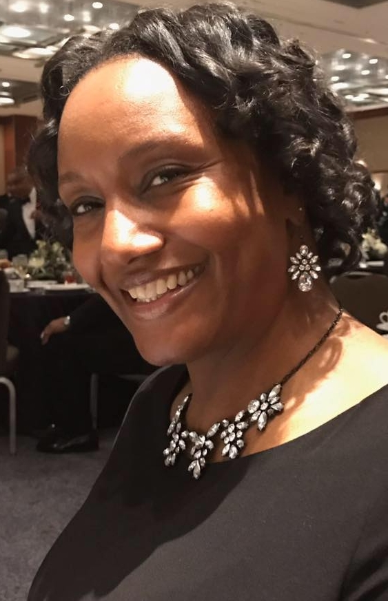 Jennifer C. Reid is the Pastoral Associate at St. Columbanus Church. Her Twitter handle is    @  Corliss615   .