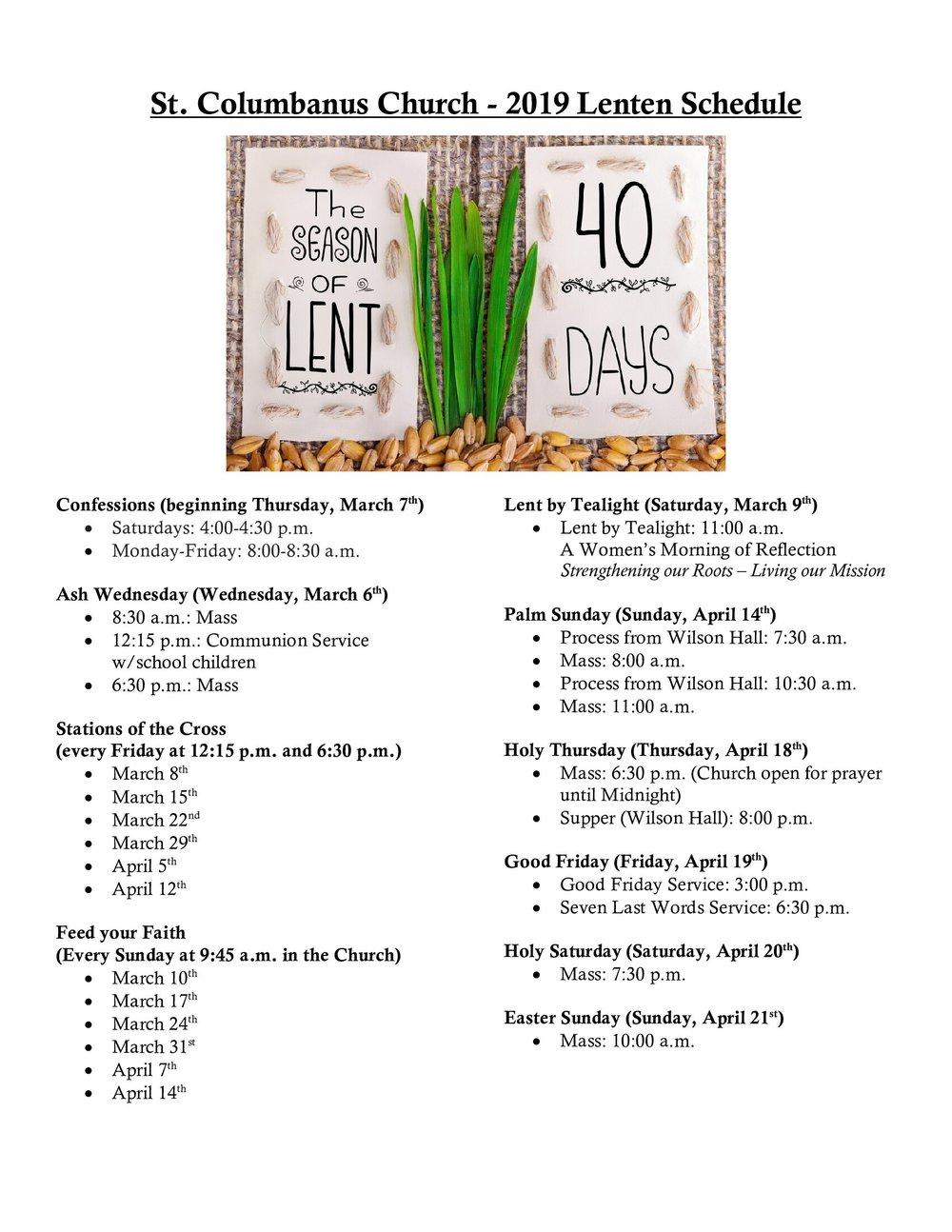 2019 Lenten Schedule.jpg