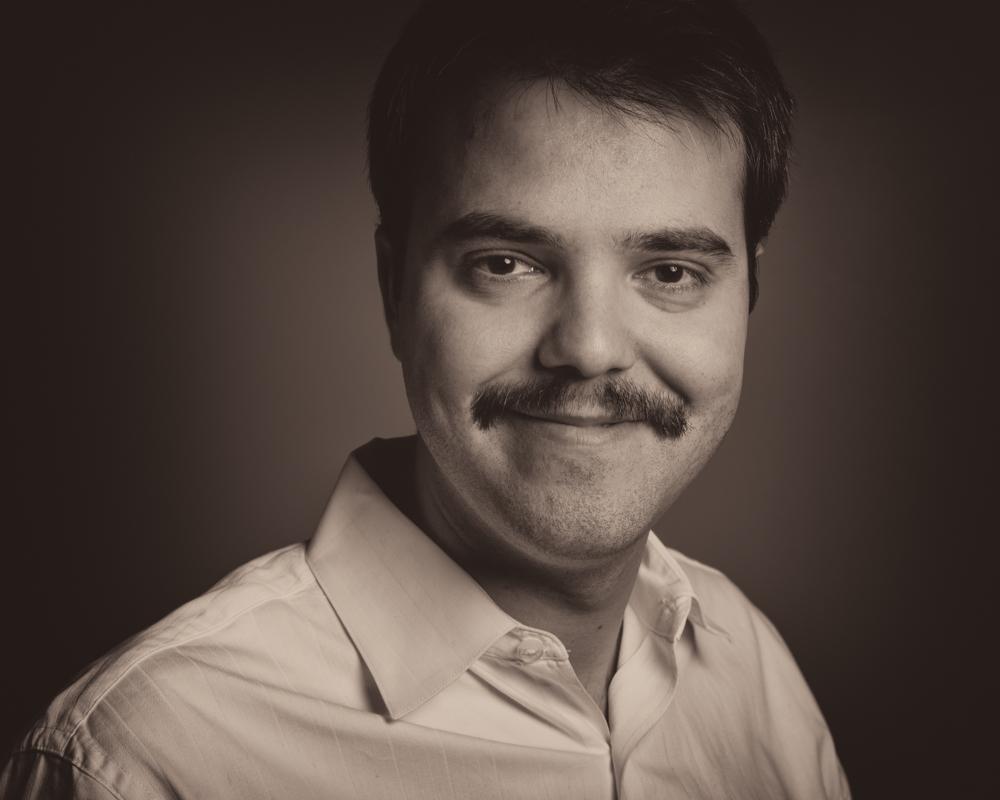 Movember stache 15