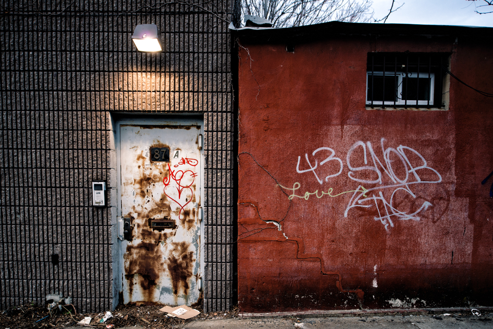 Red Hook Door