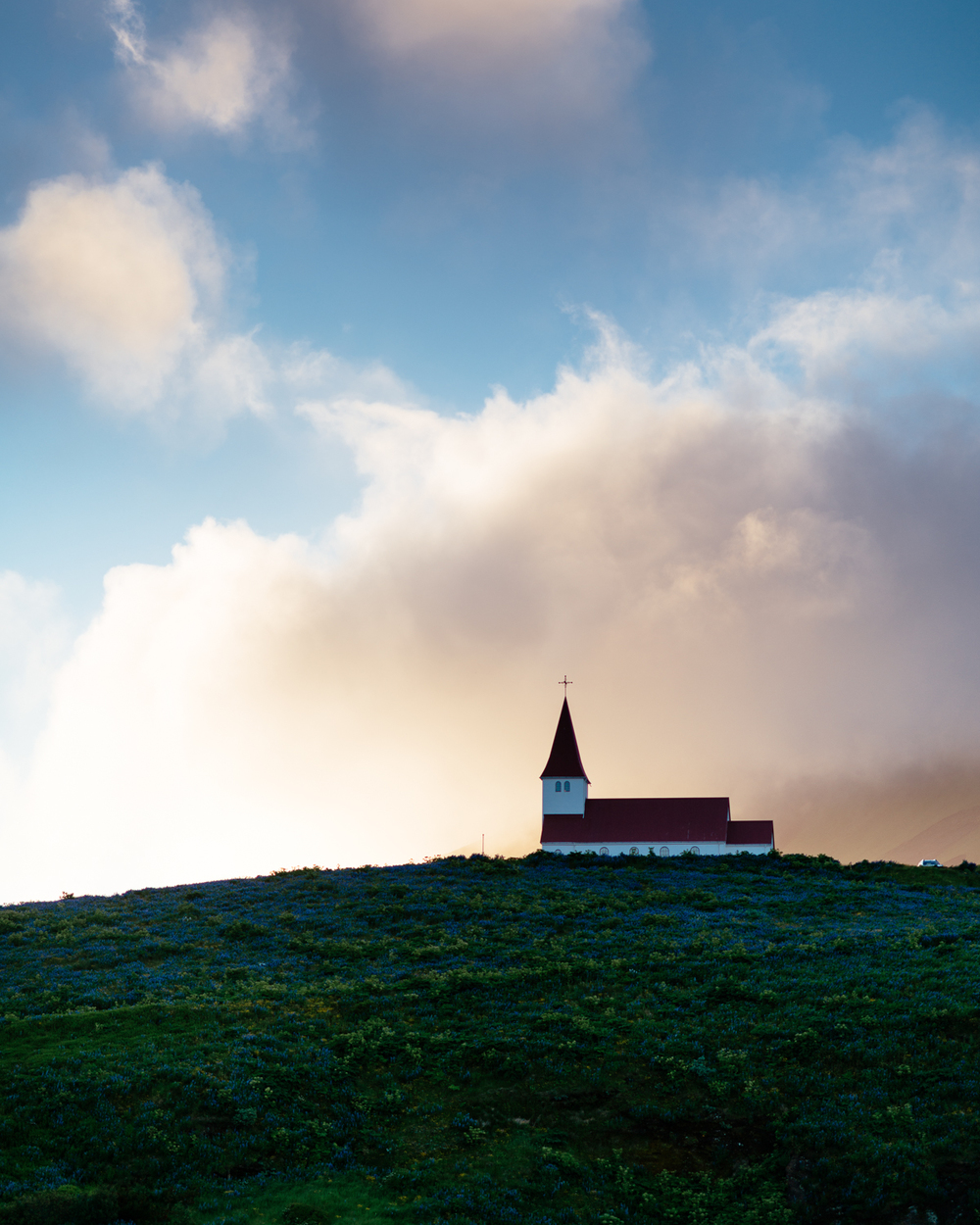 Church in Vík