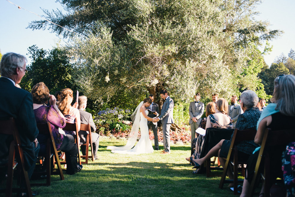 Chris and Kim's Napa Valley Wedding