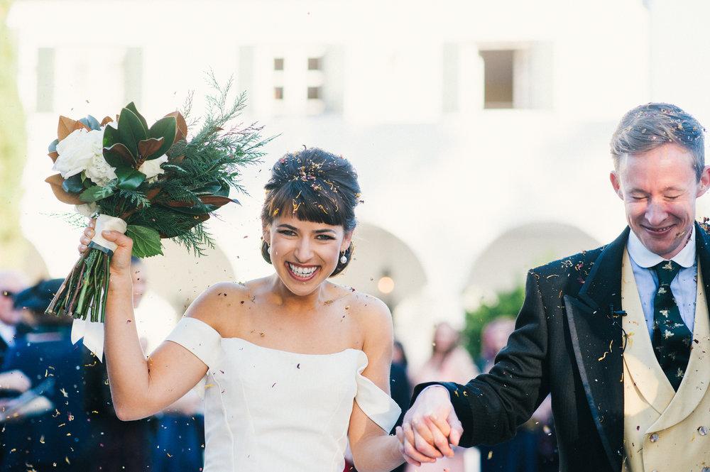 Erin and Sebastian's Jekyll Island Scottish Wedding