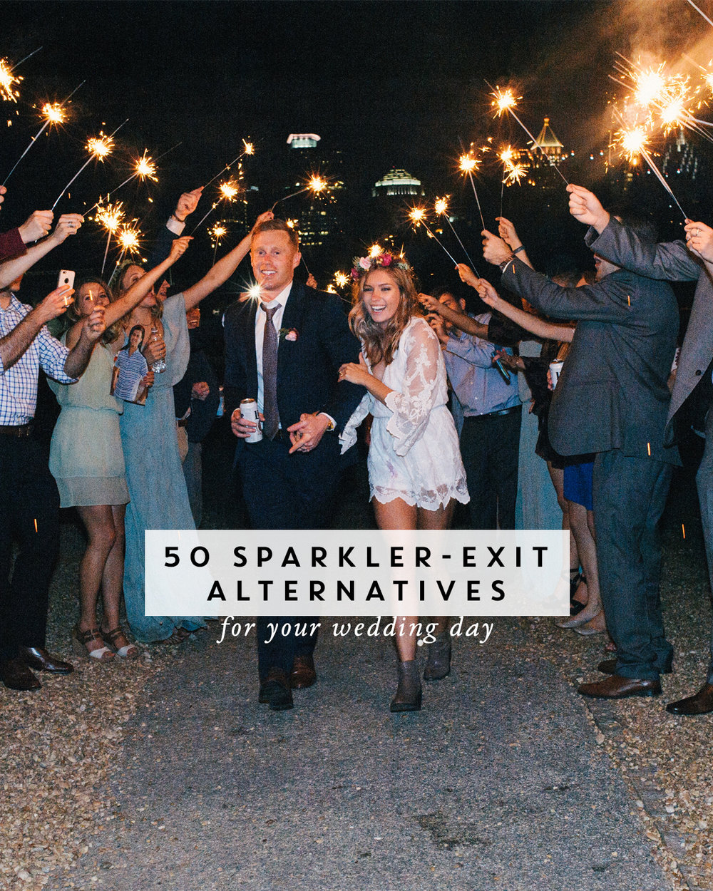 fifty-alternatives-to-a-sparkler-exit-at-your-wedding