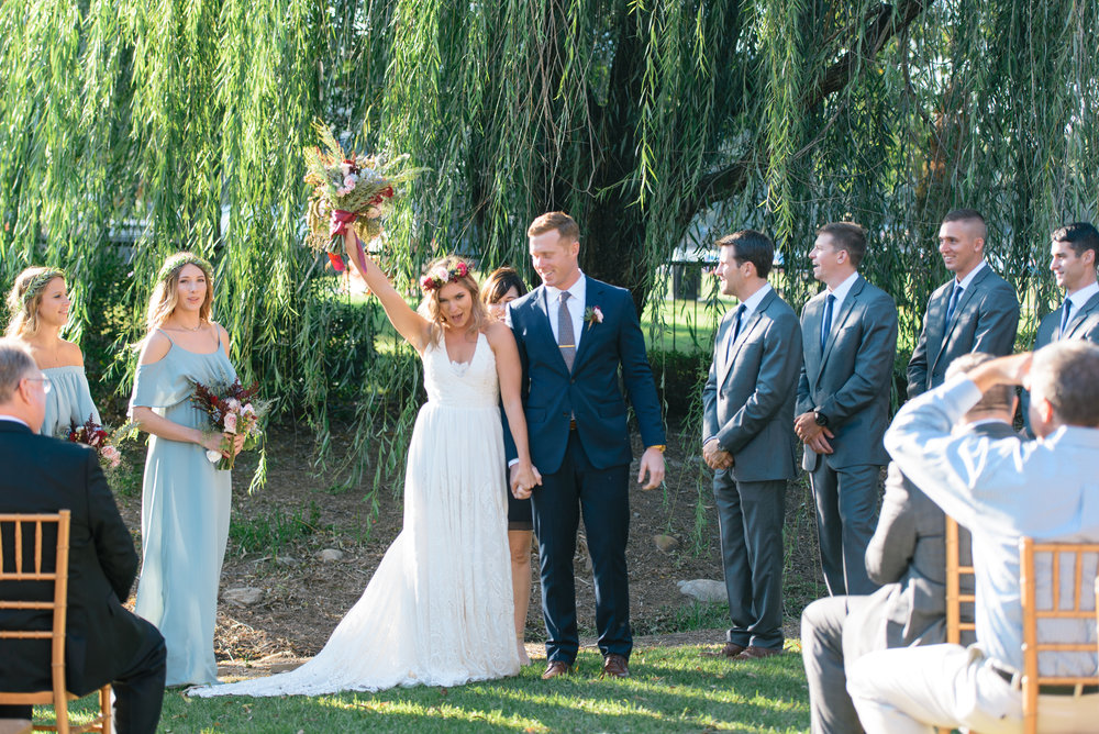 Peter and Kristin's Piedmont Park Wedding