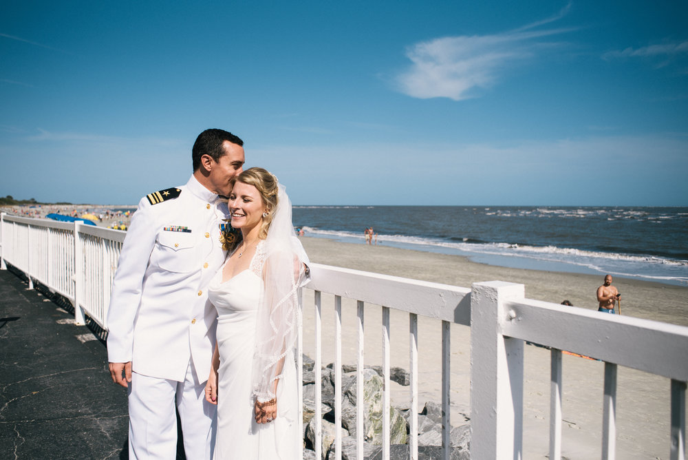 Max and Sara's St. Simons Island Weddinb