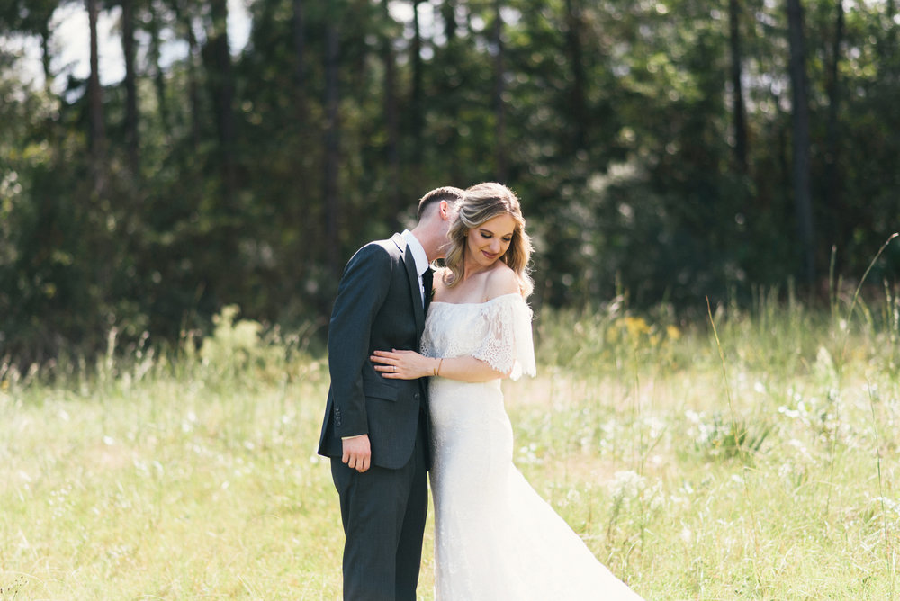 Jase and Victoria's Douglasville Hometown Wedding