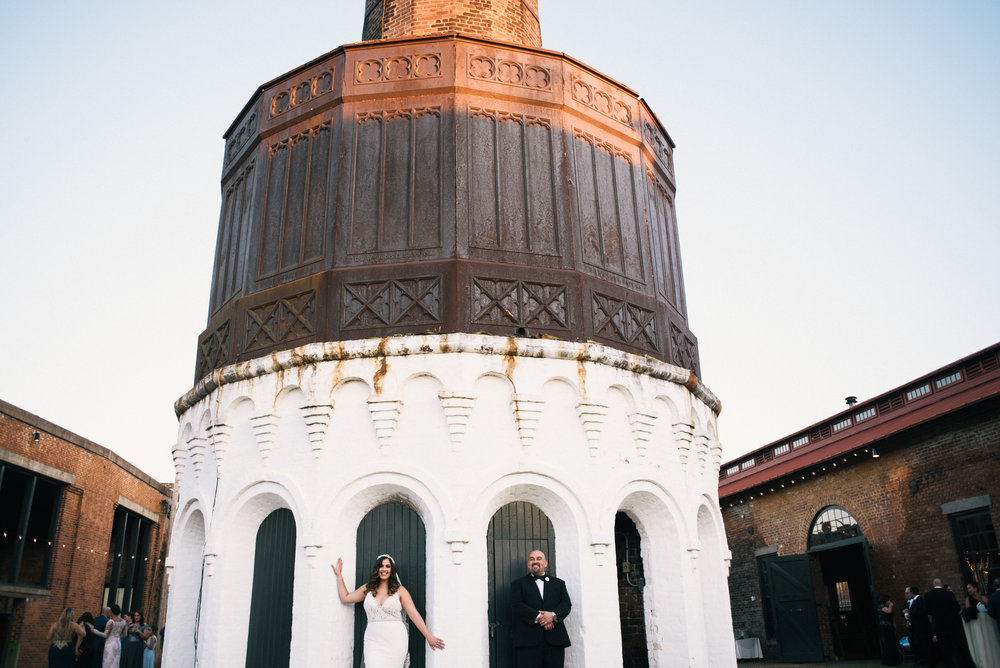 Iggy and Yesenia's Georgia Railroad Wedding