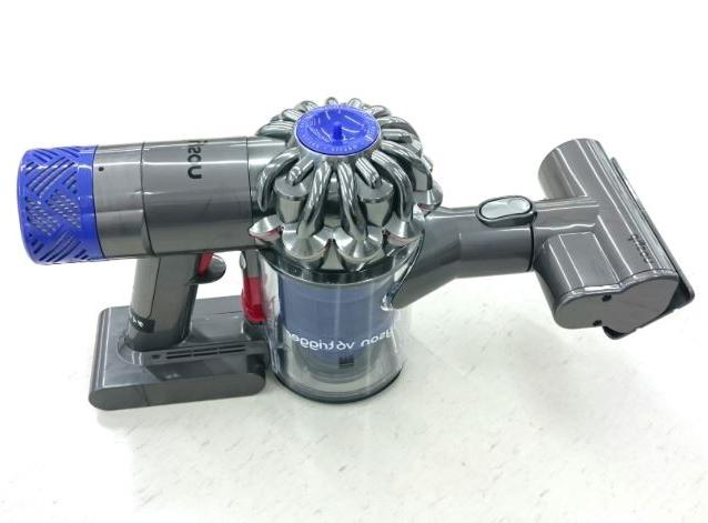 A HEPA Vacuum