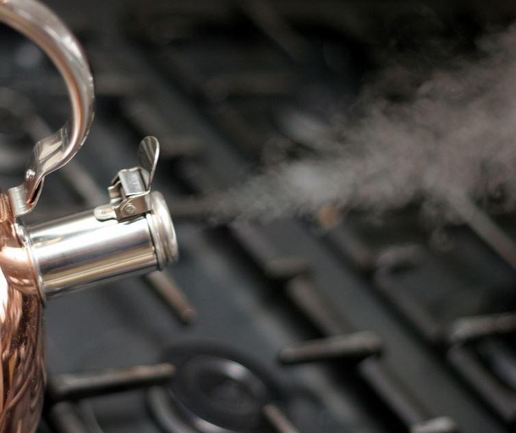 kettle steam