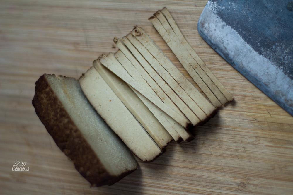 Vilana Smoked Tofu.