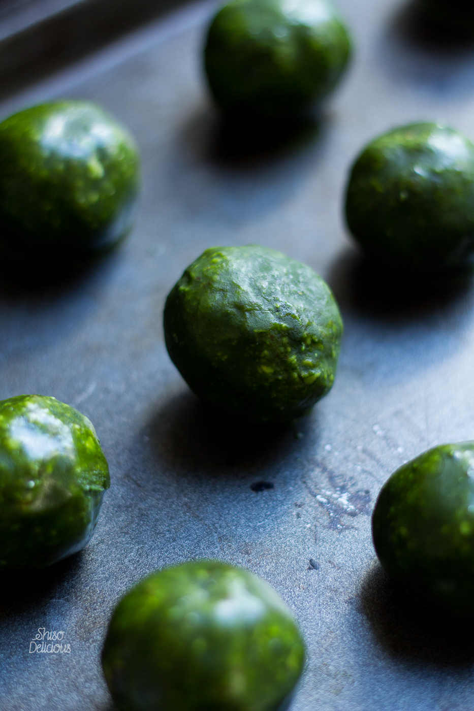 Shiso Delicious | Matcha Pearls