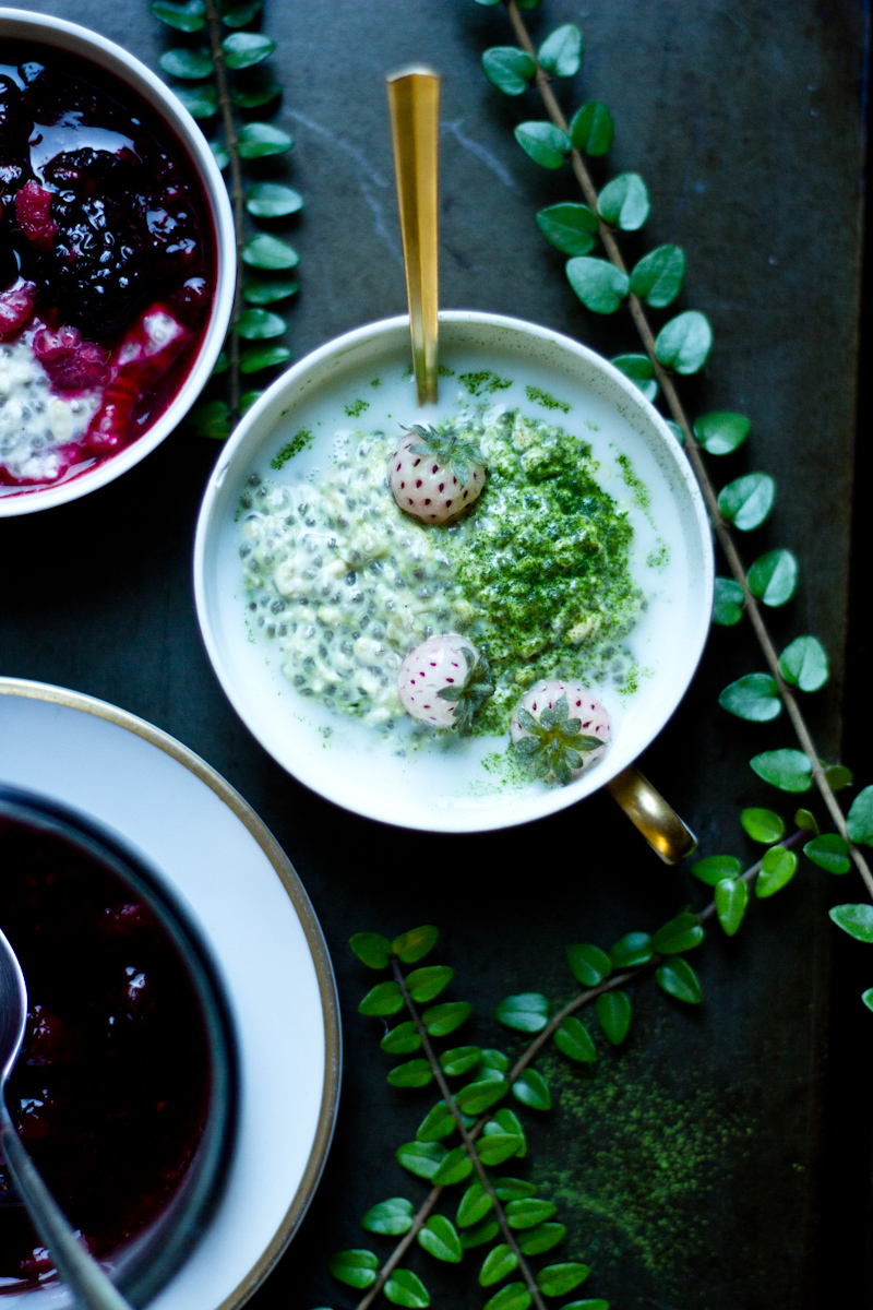 Shiso Delicious | Basic Overnight Chia Oats