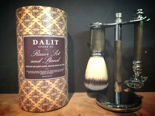 Dalit - Luxury Mens Shaving Set