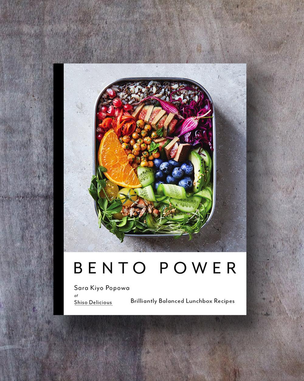 Sara Kiyo Popowa Bento Power Brilliatly Balanced Lunchbox recipes - Shiso Delicious