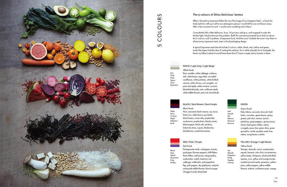 Bento Power by Sara Kiyo Popowa of Shiso Delicious Sample spread 22-23.jpg
