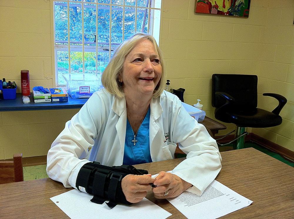 Ann Keeley, Nursing Excellence Award.jpg
