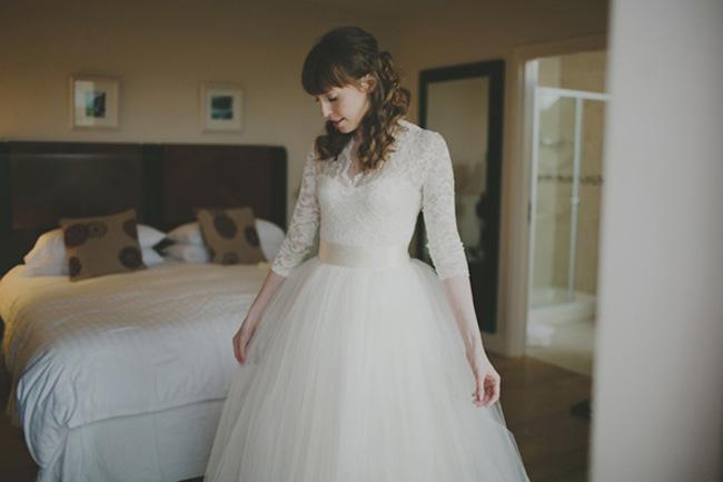 Four Brides who MADE Their Dress — i love love