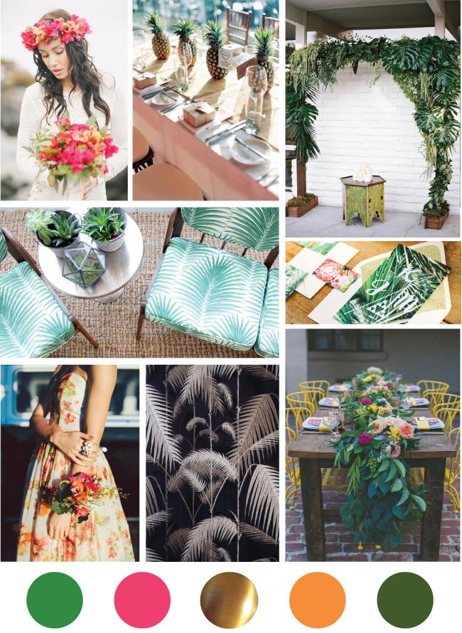 Tropical Wedding Invites as good invitations design