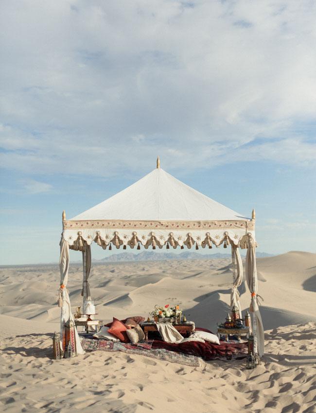 Moroccan Desert Shoot