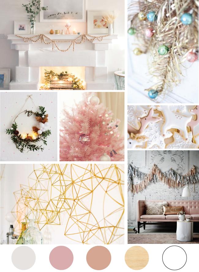 Blush Christmas