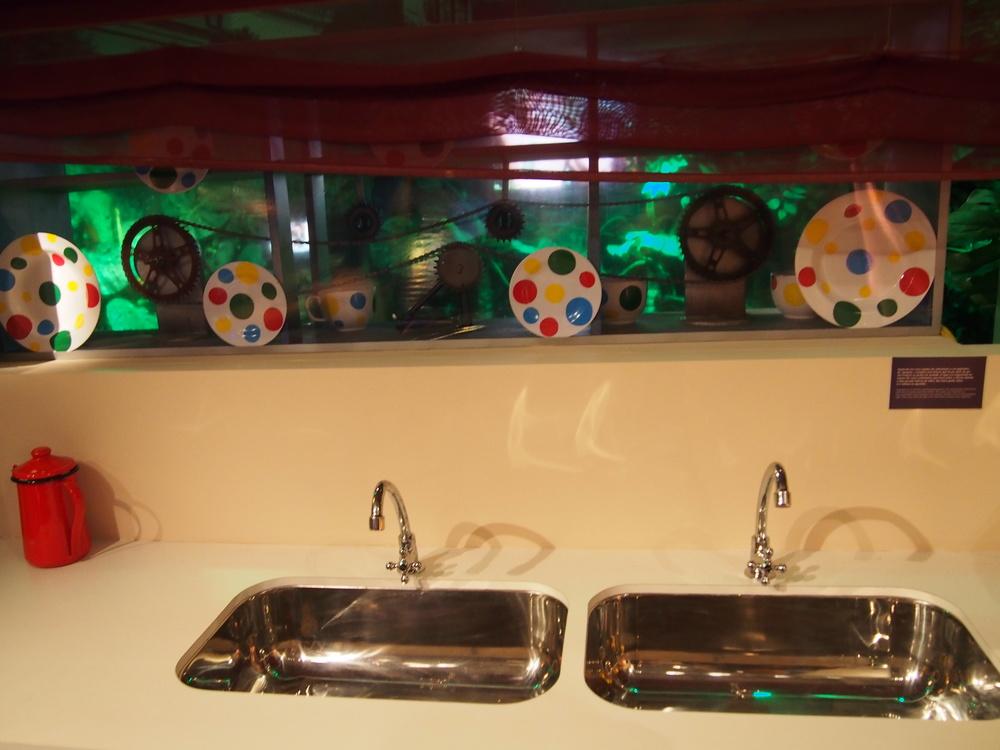 Adorava essa máquina de lavar pratos!