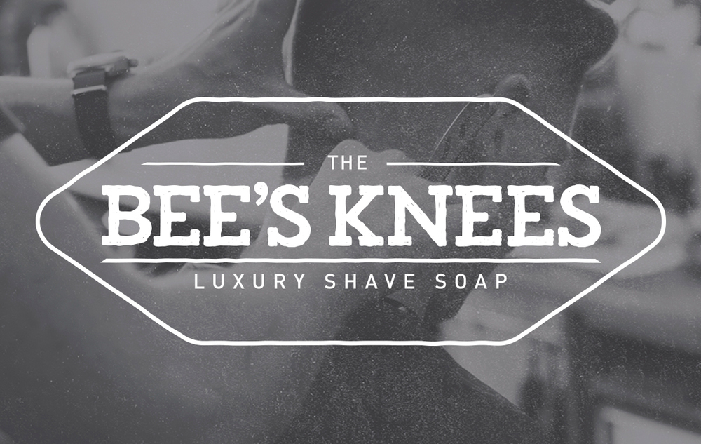 The Bee's Knees Shave Soap