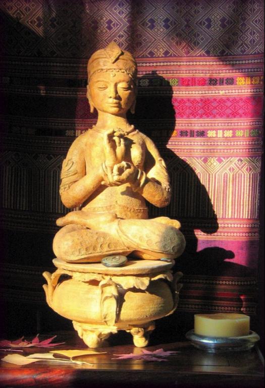 Prajnaparamita. Courtesy Patricia Sullivan