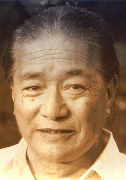 Dudjom Rinpoche Jigdral Yeshe Dorge (1904-1986)