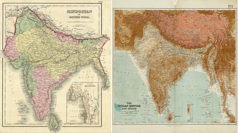 The spies who mapped large swathes of South Asia by foot
