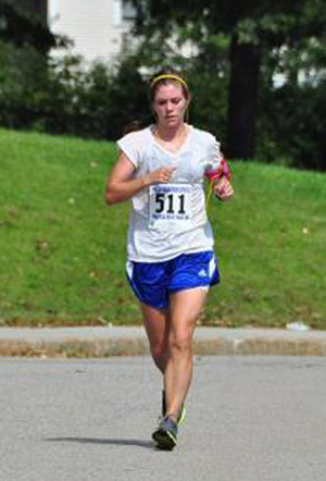 "Katie Siciak - Milford, MA   ""I was so excited when I got my first sample of MESTRENGTH! It has helped me excel in my training for my next half-marathon this year. I use it before long runs and after tough work outs and weight training to reduce muscle soreness. I would recommend MESTRENGTH to anyone looking to take their training to the next level."" -Katie  You can connect with Katie on social media via  Twitter  or  Instagram"