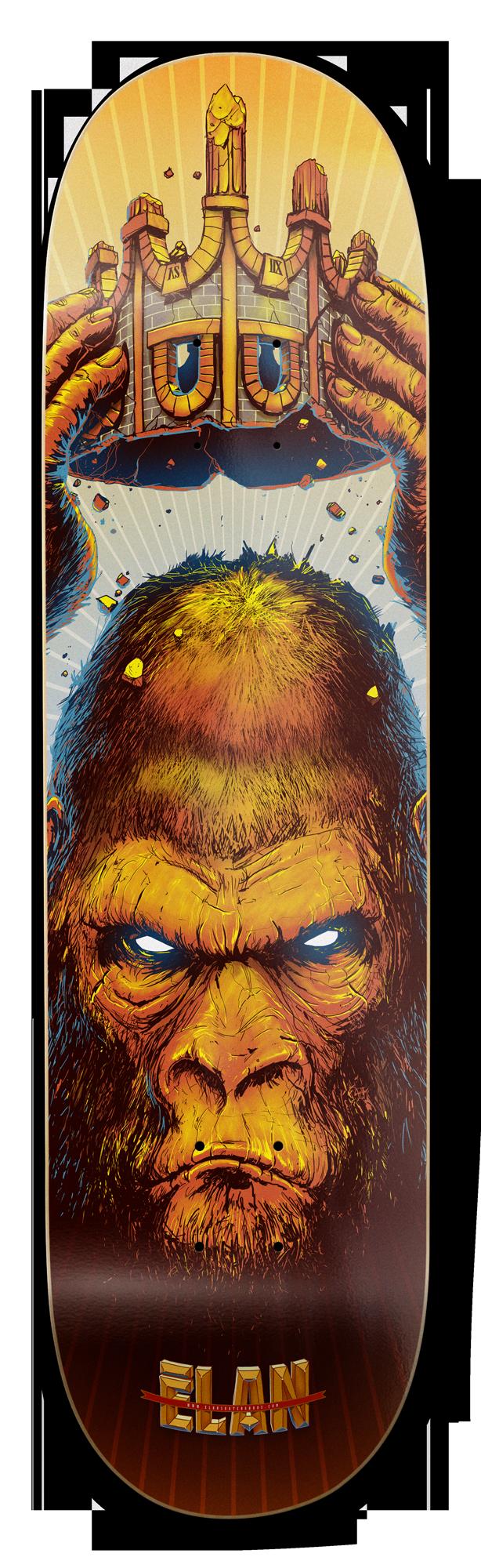Élan, King Kong