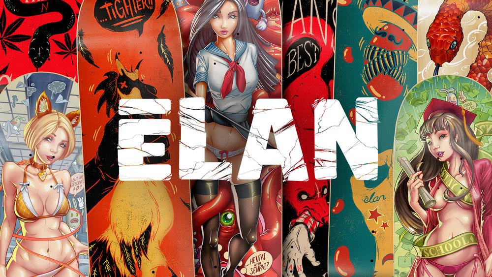 Elan Skateboards