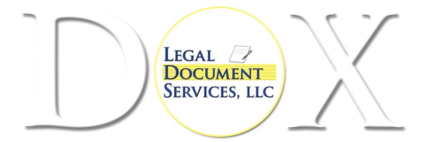 Legal Document Services LLC Legal Dox - Legal document services