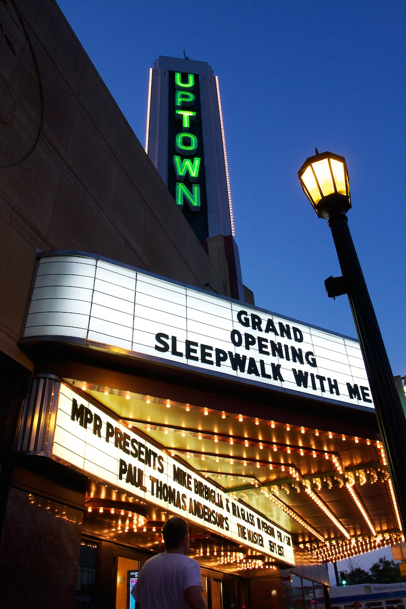 Minneapolis Marquee