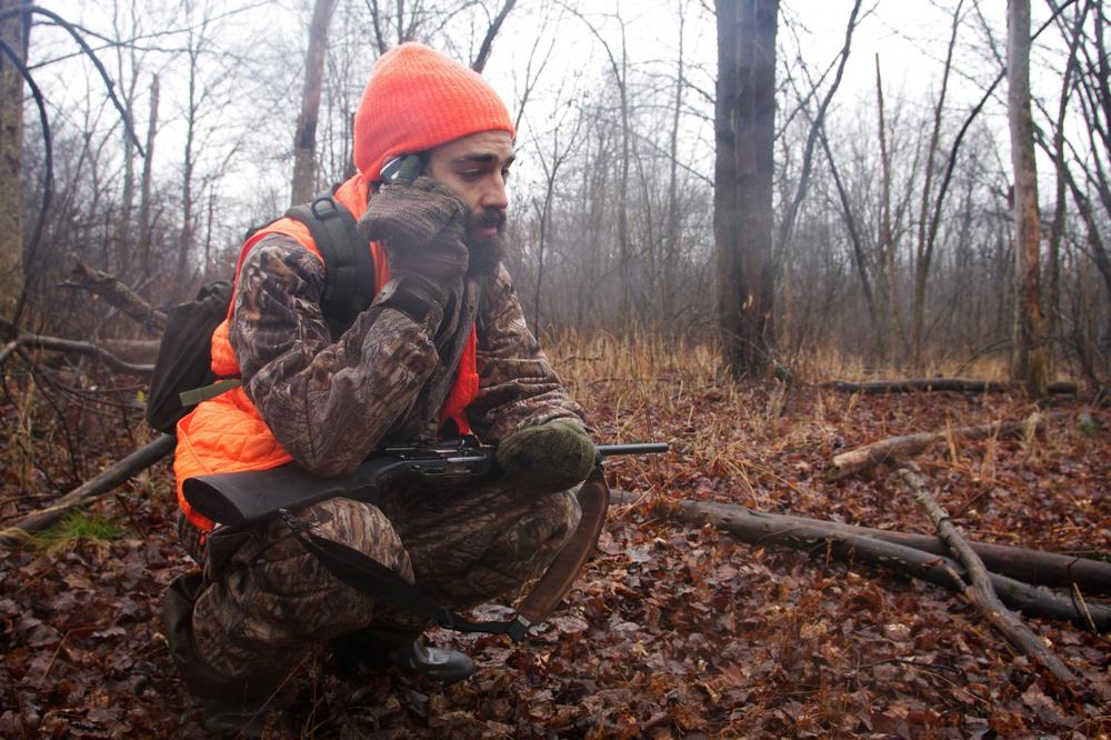 Hunting with Ian