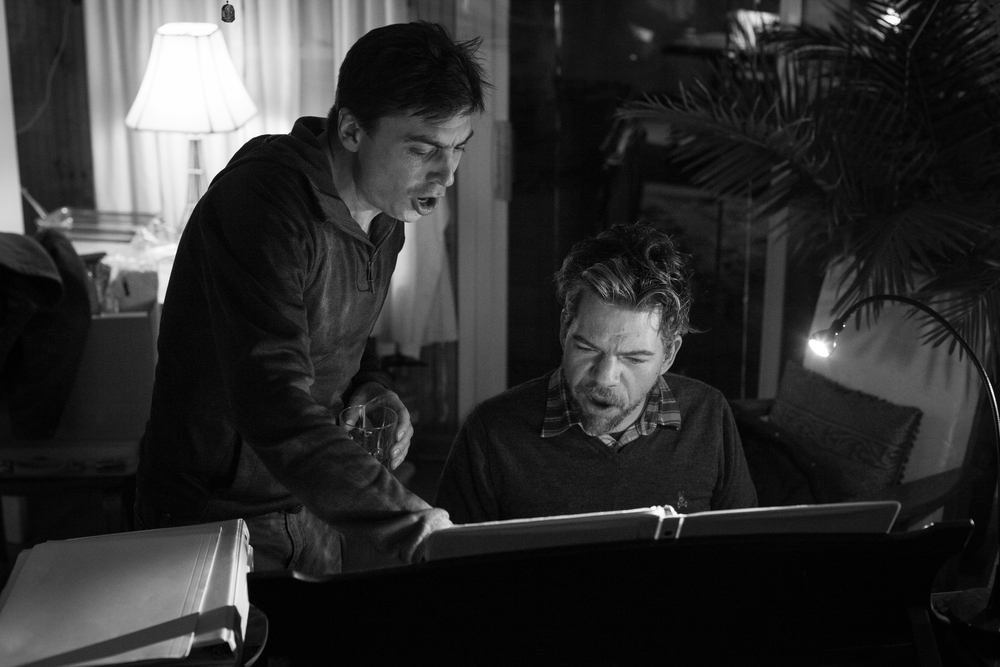 Jesse and Dennis, Late Night