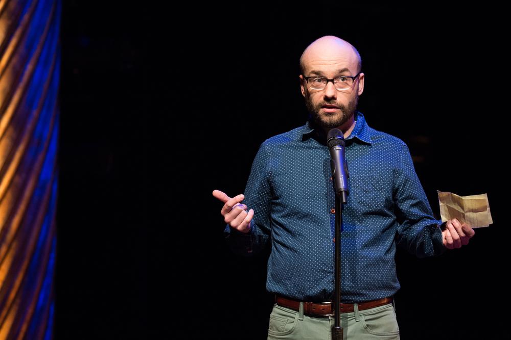 Host Seth Lind