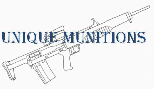 Unique Munitions