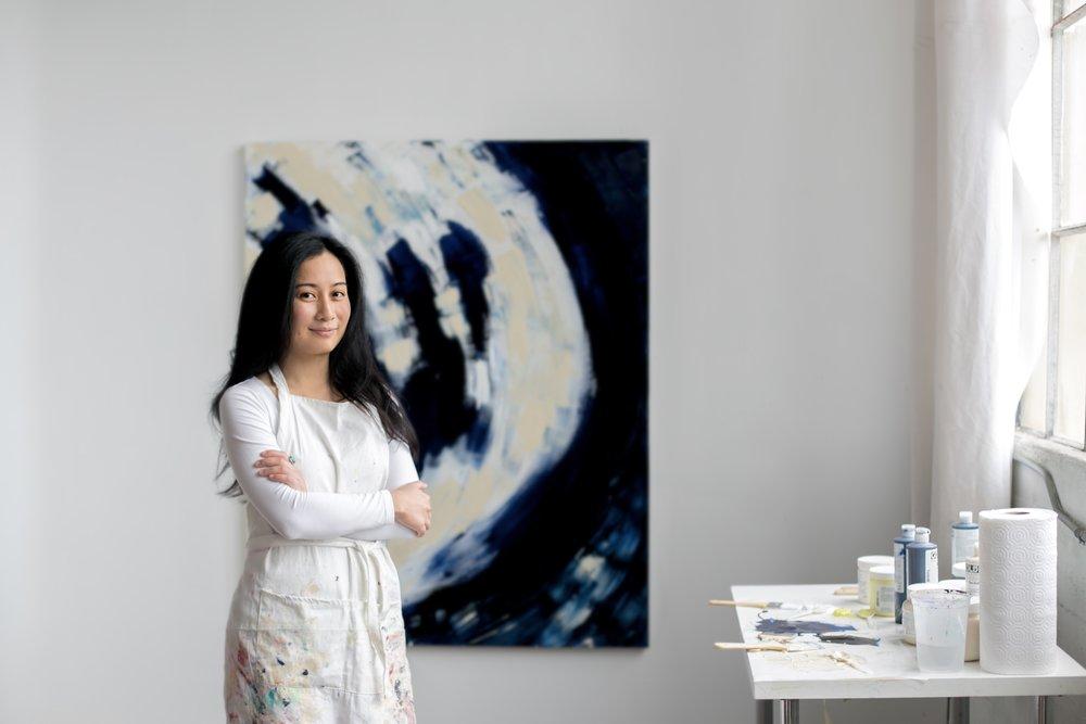 Bernadette Cay, artist & writer