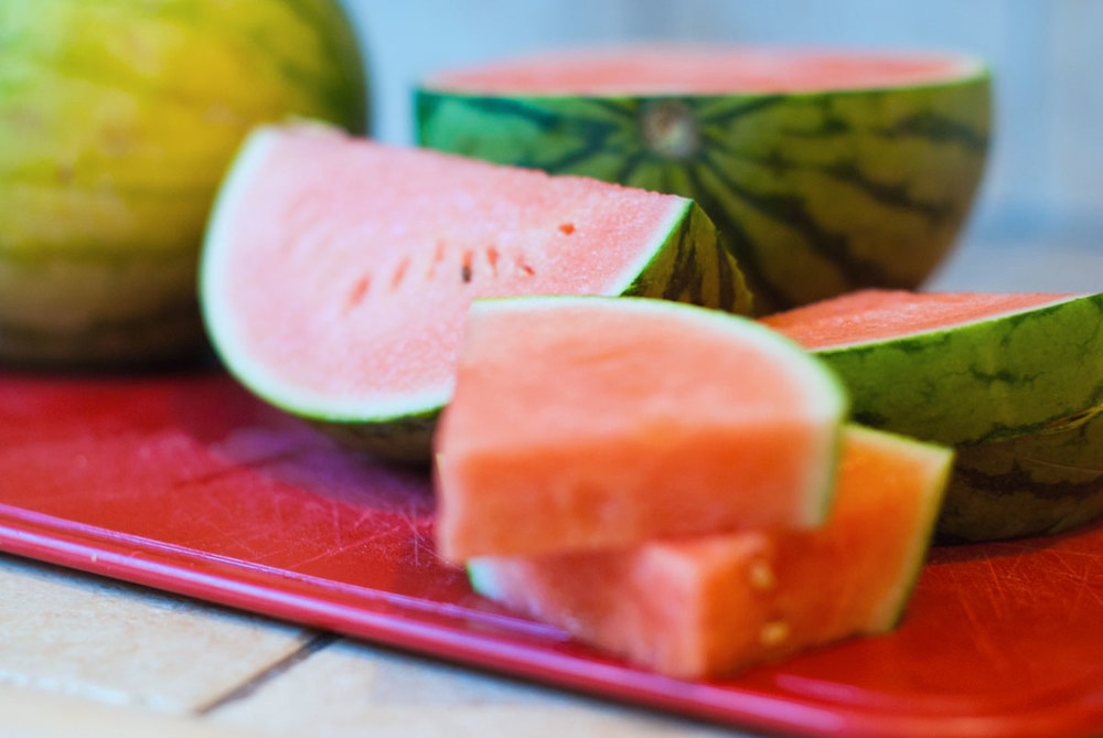 Established California | Tequila Soaked Watermelon Slices, A perfect Backyard BBQ treat! Get the recipe at www.establishedcalifornia.com
