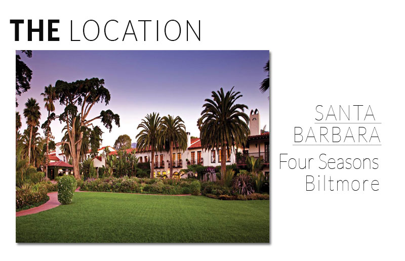 Established California | Fashion | Wedding Guest Style | Four Seasons Biltmore Santa Barbara