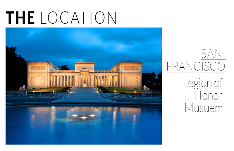 Established California | Fashion | Wedding Guest Style | San Francisco Legion of Honor