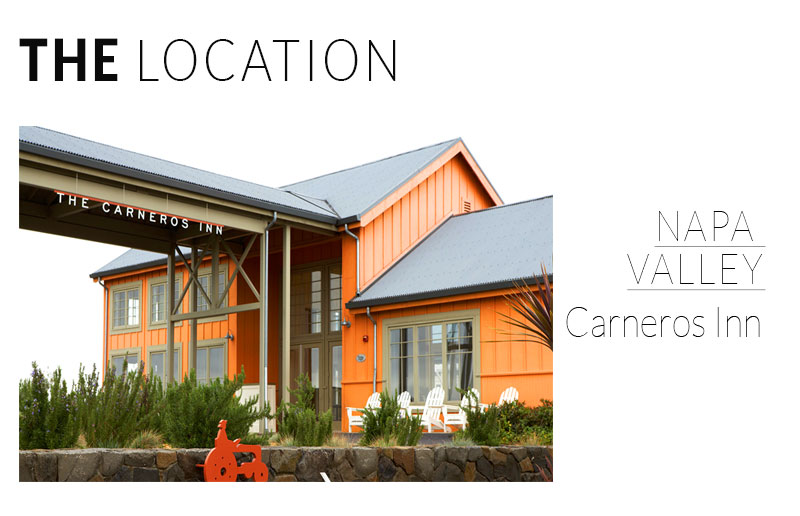 Established California | Fashion | Wedding Guest Style | Napa Valley Carneros Inn