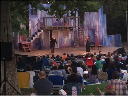 Established California | Adventures | Shakespeare in the Park