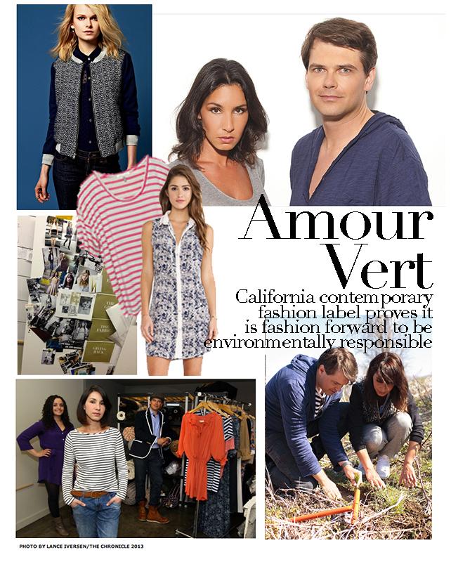 Images via Amour Vert