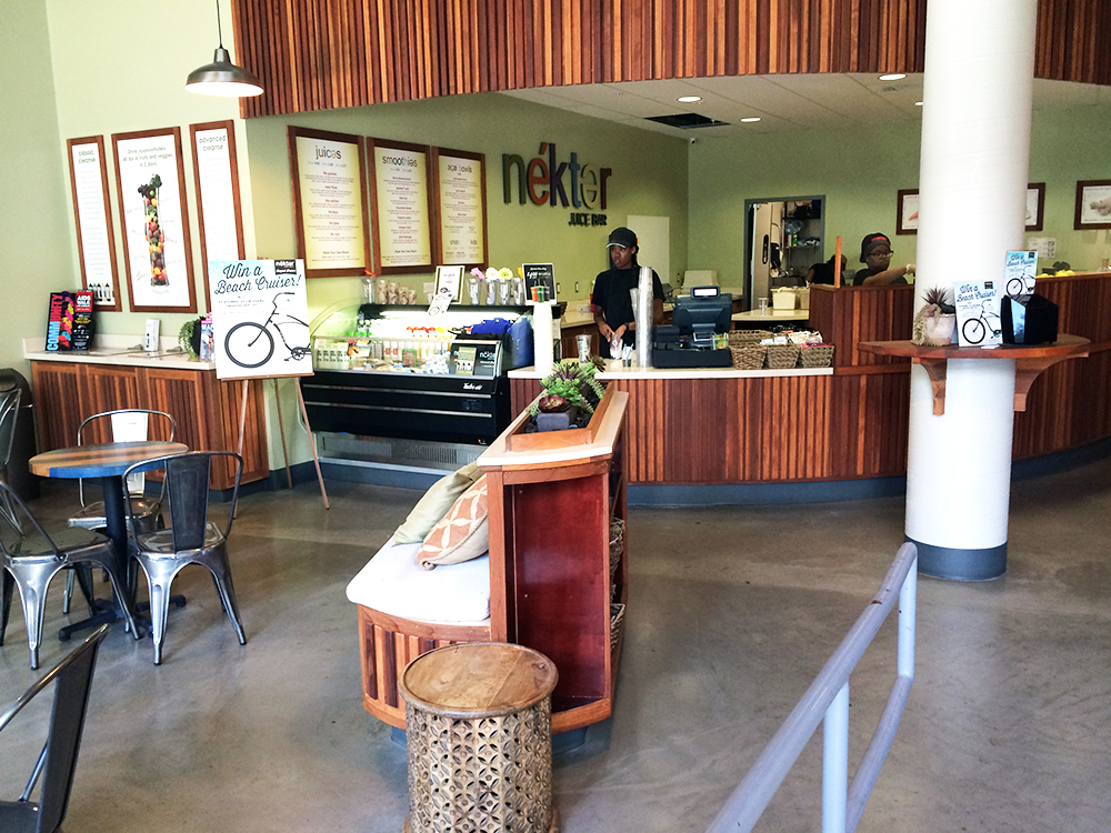 Established California | Grub | Nekter Juice Bar